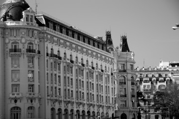 Visita Madrid Belle Époque